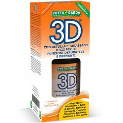 3D DRENANTE DEPURATIVO 250ML