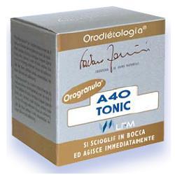 A40 TONIC OROGRANULI 16G