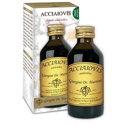ACCIAIOVIS LIQUIDO ANALCOL 200ML