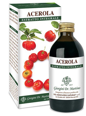 ACEROLA ESTRATTO INTEGRALE 200ML