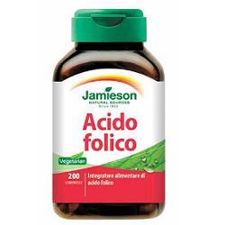 ACIDO FOLICO JAMIESON 200 COMPRESSE