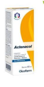ACTENACOL FLACONE 60ML