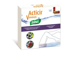 ACTICIR VENOSAN 10F 10ML