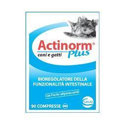 ACTINORM PLUS CANI-GATTI 90CPR