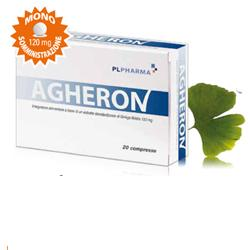 AGHERON 20 COMPRESSE