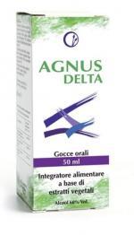 AGNUS DELTA GOCCE SOLUZIONE IDROALCOLICA 50ML