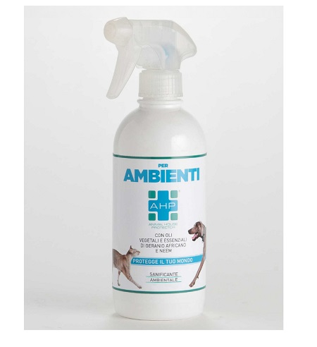 AHP AMBIENTE SANIFICATORE 500 ML
