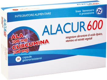 ALACUR 600 30 COMPRESSE
