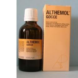 ALTHEMOL 50ML GTT