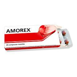 AMOREX 20 COMPRESSE