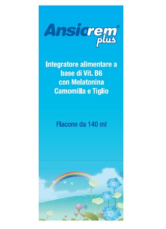 ANSIOREM PLUS 140 ML