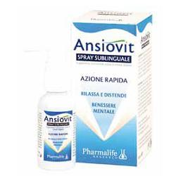 ANSIOVIT SPRAY SUBLINGUALE 30