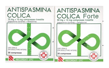ANTISPASMINA COLICA 30 COMPRESSE