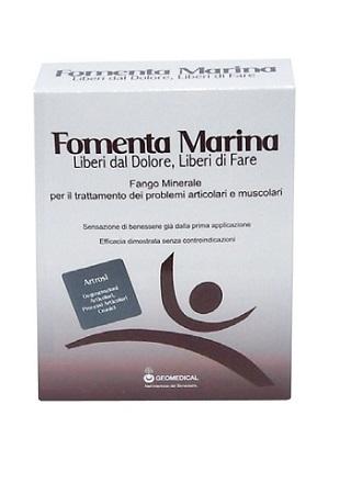 ARTROSI FANGO MINERALE 5 BUSTINE 150G