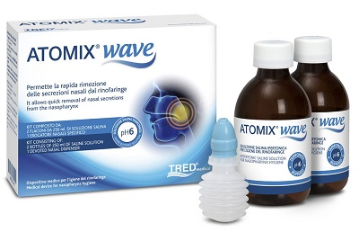 ATOMIX WAVE IGIENE RINOFARINGEA