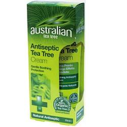 AUSTRALIAN TEA TREE CREMA ANTISEPTIC