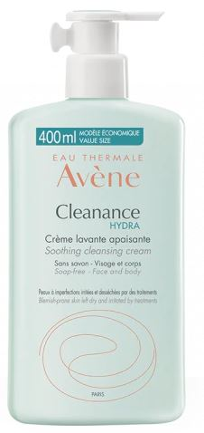 AVENE CLEANANCE HYDRA CREMA 400ML