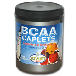 BCAA400 CAPLETS 400CPS