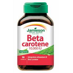 BETA CAROTENE 90 COMPRESSE