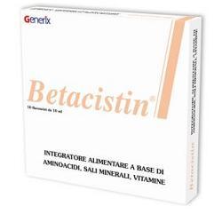 BETACISTIN 10FL 10ML