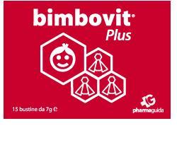 BIMBOVIT PLUS 15BUSTE
