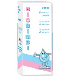 BIOBIMBI GOCCE 30ML