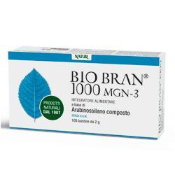 BIOBRAN 1000 MGN-3 105 BUSTE