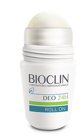 BIOCLIN DEODORANTE 24 ORE ROLL ON CON DELICATA PROFUMAZIONE