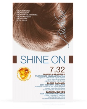 BIONIKE SHINE ON - BIONDO CARAMELLO 7.32