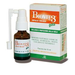 BIOVIT 3 GOLA 1F 15ML SPRAY