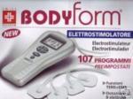 Bodyform elettrostimolatore tens