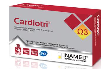 CARDIOTRI 30 CAPSULE SOFTGEL
