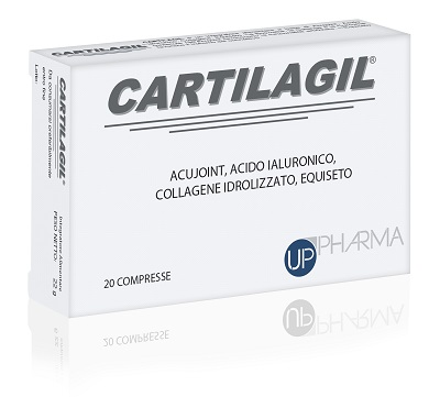 CARTILAGIL 20 COMPRESSE