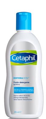 CETAPHIL RESTORADERM DETERGENTE 295ml