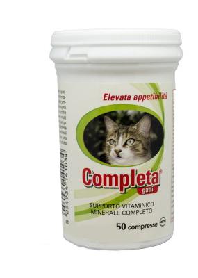 COMPLETA GATTI 50 COMPRESSE