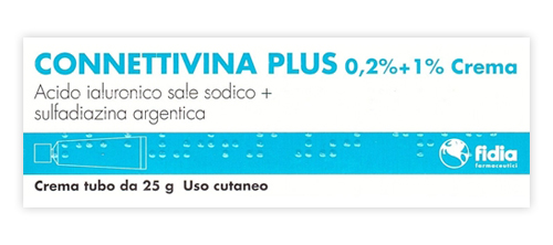 CONNETTIVINA PLUS CREMA 25 GRAMMI