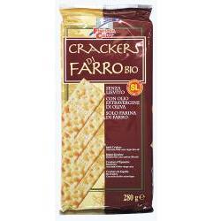 CRACKERS FARRO SENZA LIEVITO 280 G
