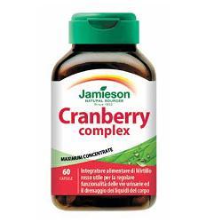 CRANBERRY COMPLEX JAMIESON 60C