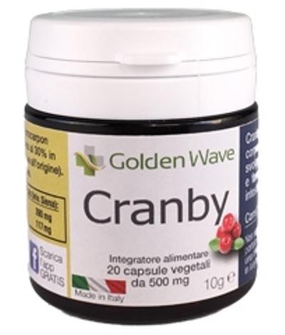 CRANBY 20 CAPSULE 10G