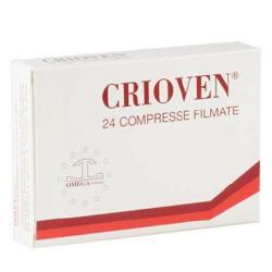 CRIOVEN 24 COMPRESSE