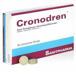 CRONODREN 30 CPR