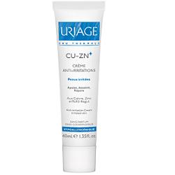 CU-ZN+ CREMA ANTI-IRRITAZ 40ML