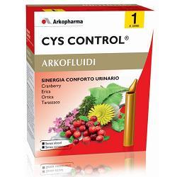 CYS CONTROL 10FIALE MONODOSE 15ML