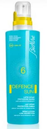 DEFENCE SUN 6 LATTE SPRAY 200 ML
