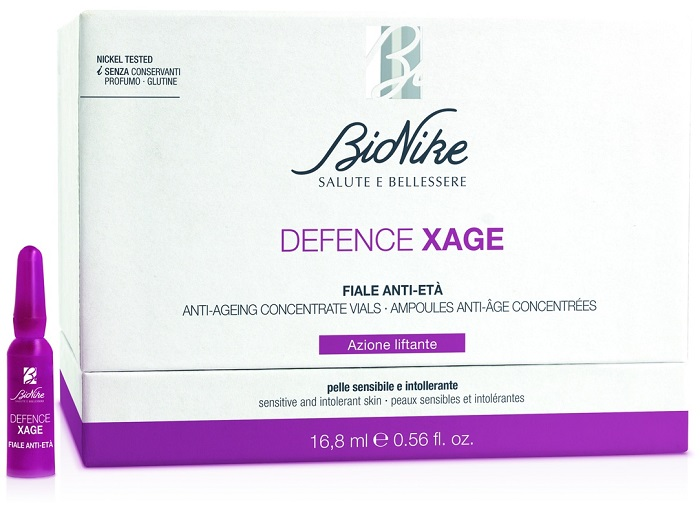 DEFENCE XAGE 14 FIALE CONCENTRATE ANTIETA'