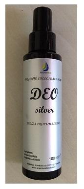DEO SILVER 100 ML deodorante spray