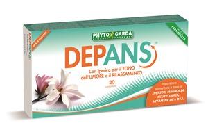 DEPANS 20 COMPRESSE