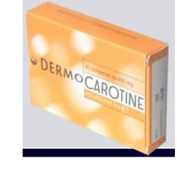 DERMOCAROTINE 30CPR