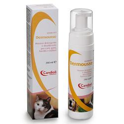 DERMOUSSE MOUSSE DET 200ML