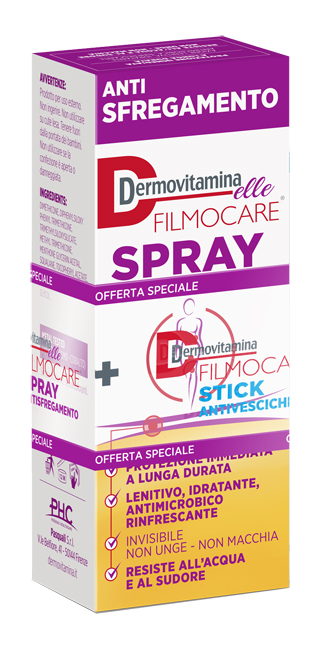 DERMOVITAMINA FILMOCARE SPRAY ANTISFREGAMENTO 30ML